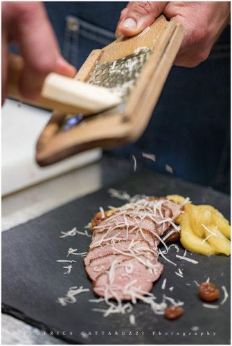Chef Alessandro Gavagna del ristorante La Subida - Cormons