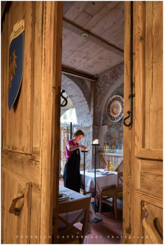 Cristina Pavan del ristorante Al Monastero - Cividale del Friuli